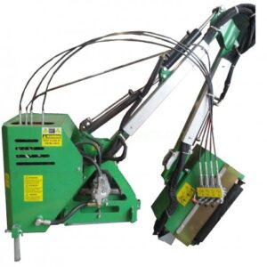 AM - Brushcutter mower with arm