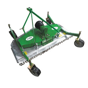 DM SILVER-Galvanized mower