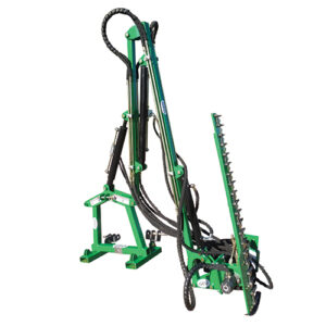 BRC -Hedge trimmer with side arm