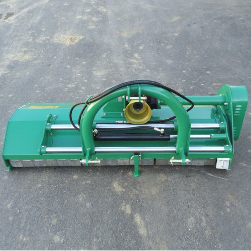 DP-Mower with hydraulic movement