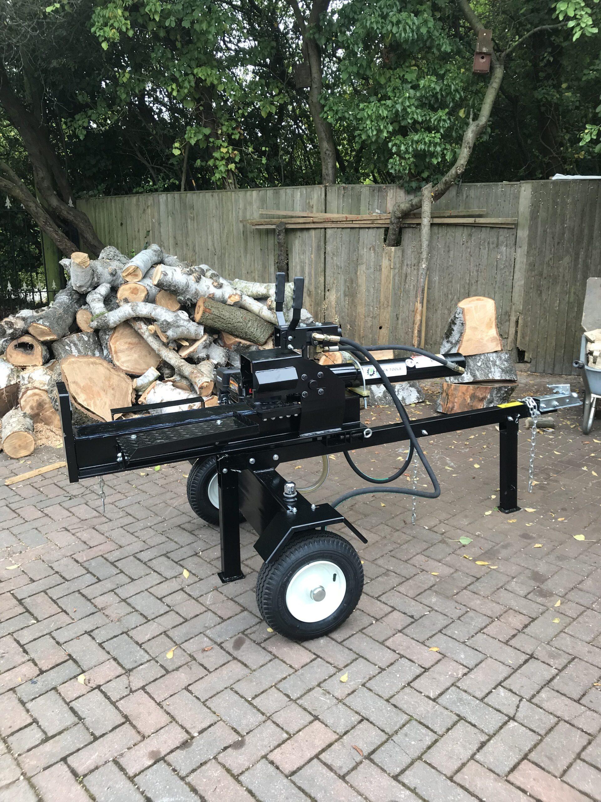 18 TON Hydraulic log splitter