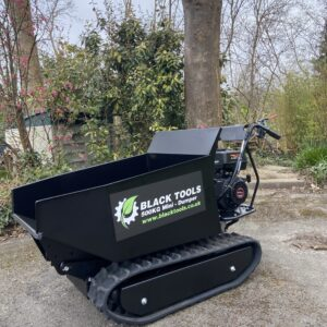 Black tools 500 KG Hydraulic Tracked Dumper