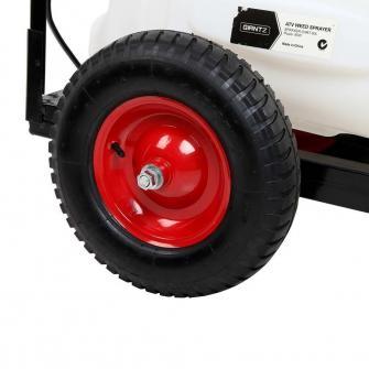 ATV Agricultural Sprayer - AP 60D with Trailer