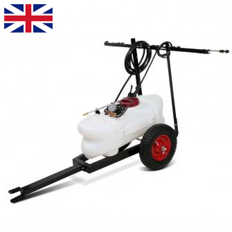 ATV Agricultural Sprayer - AP 60D with Trailer